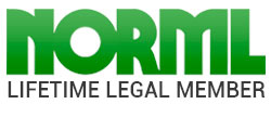 NORML Marijuana Legal Lifetime Member