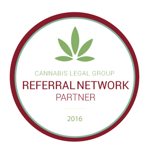Cannabis Legal Group Referral Network Partner 2016
