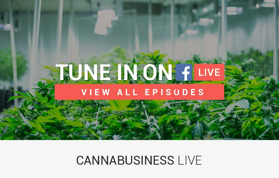Cannabusiness Live Facebook