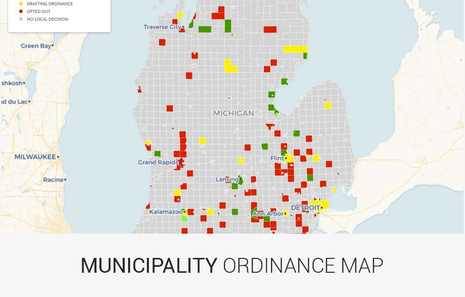 MMFLA Municipality Ordinance List