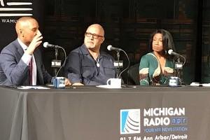NPR 1A Panel in Detroit