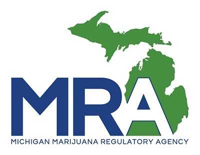 Marijuana Regulatory Agency Logo