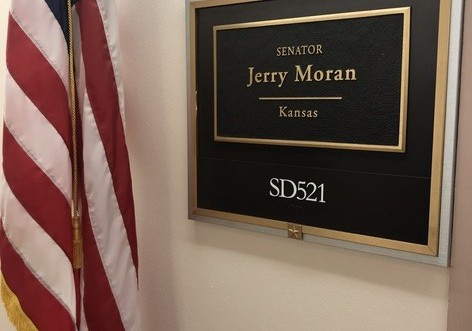 Sen. Jerry Moran's (R-KAN) congressional office