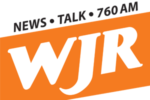 WJR News Talk 760 AM Logo