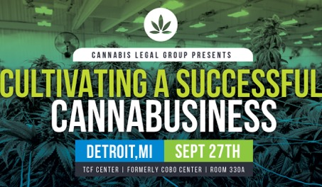 Cannabusiness Seminar